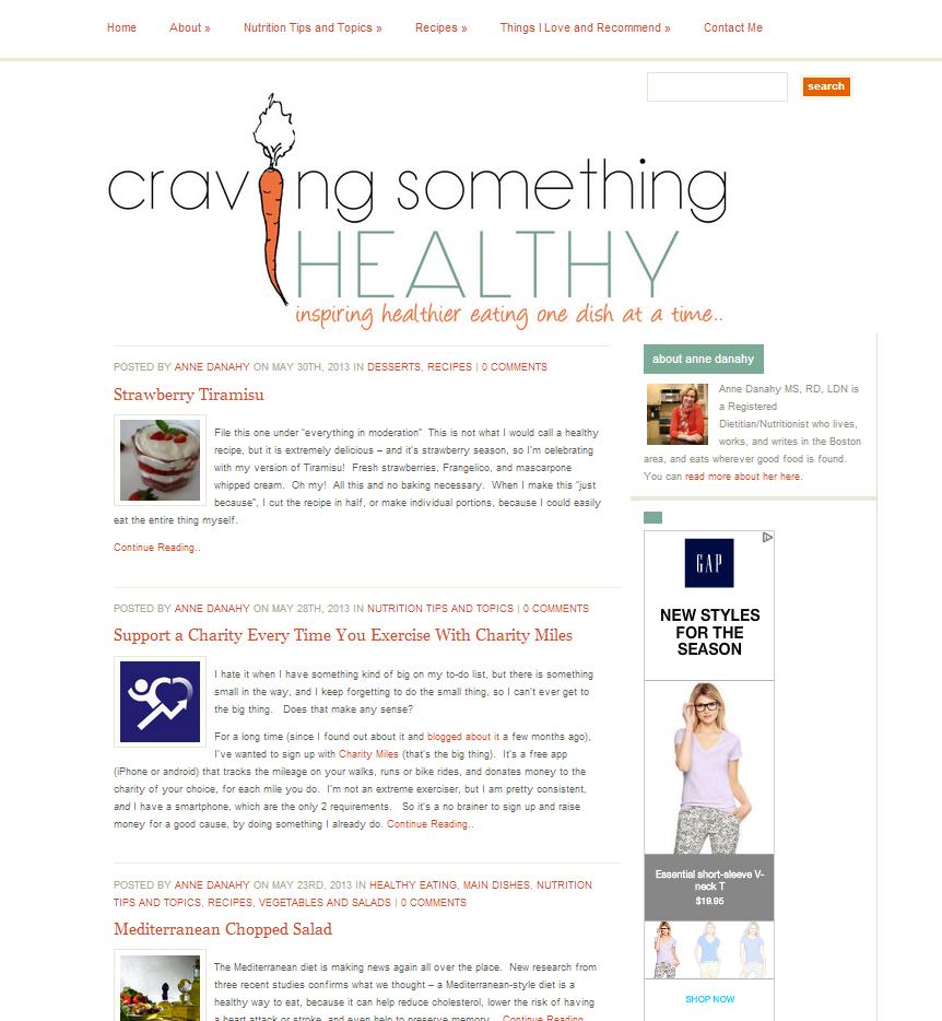 cravingsomethinghealthy