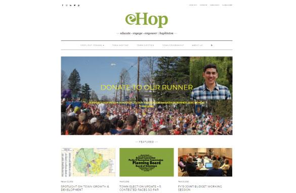 eHop screenshot
