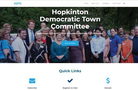 HDTC screenshot
