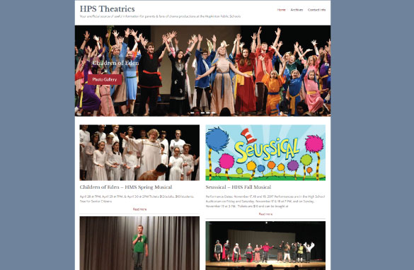 HPS Theatrics screenshot