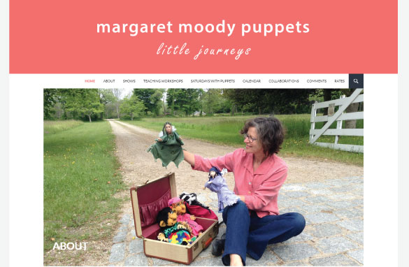 Margaret Moody Puppets screenshot